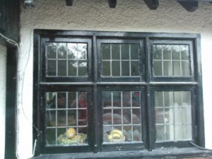 existing window to match up to for extension